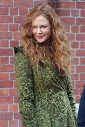 "Nicole Kidman - Filming For ""The Undoing"" in NYC 03/18/2019"