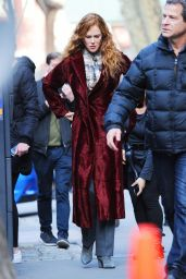 "Nicole Kidman - Filming ""The Undoing"" in NYC 03/20/2019"