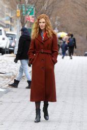 "Nicole Kidman - ""The Undoing"" Set in NYC 03/29/2019"