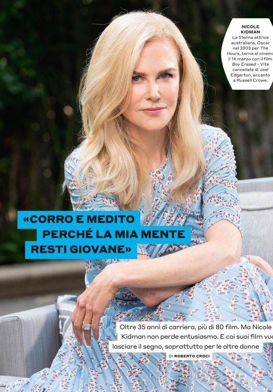 Nicole Kidman - Tu Style Magazine March 2019 Issue