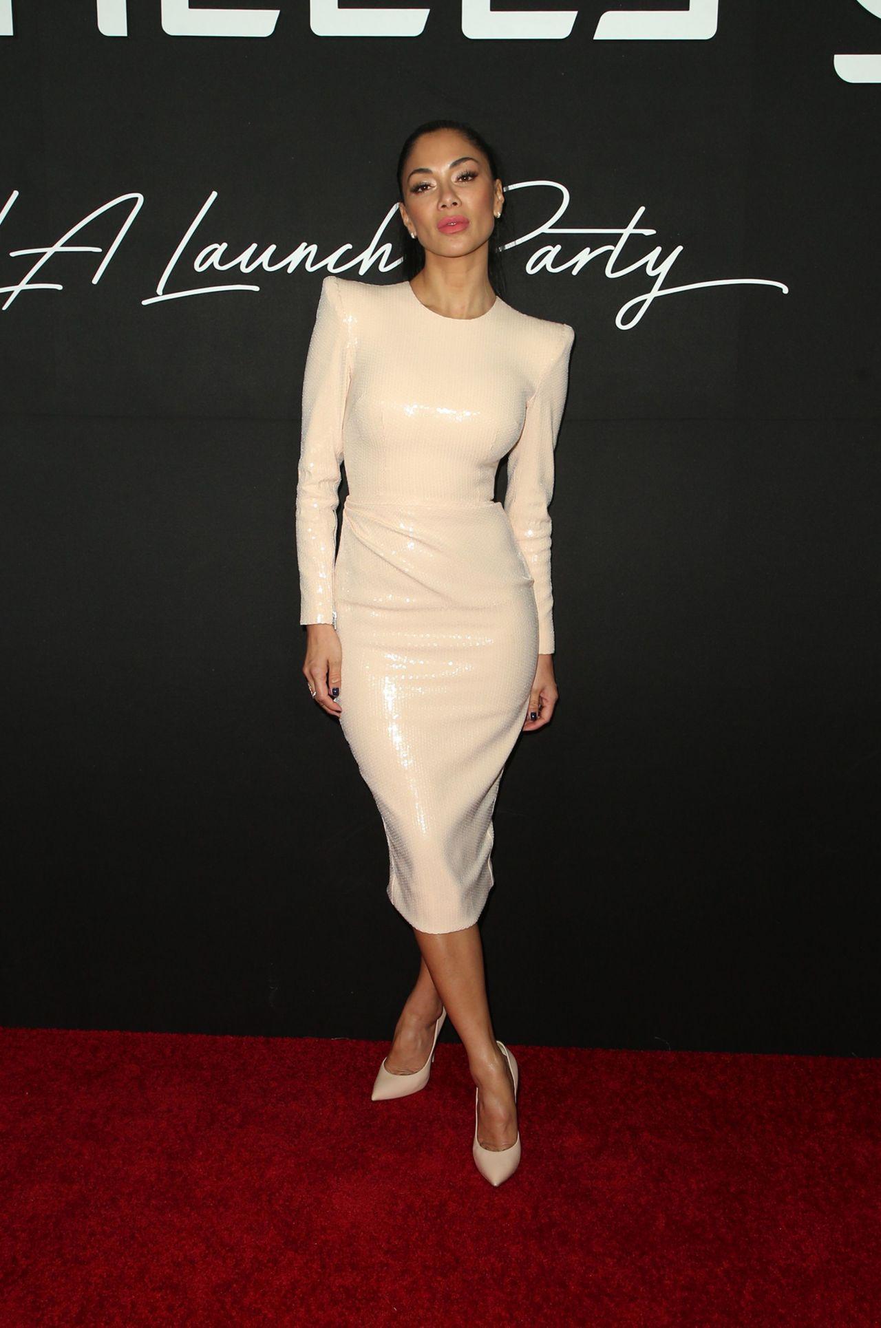 Nicole Scherzinger Wheels Launch Party In La 3 14 2019