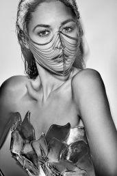 Olga Kurylenko - 7000 Magazine March 2019 Photos