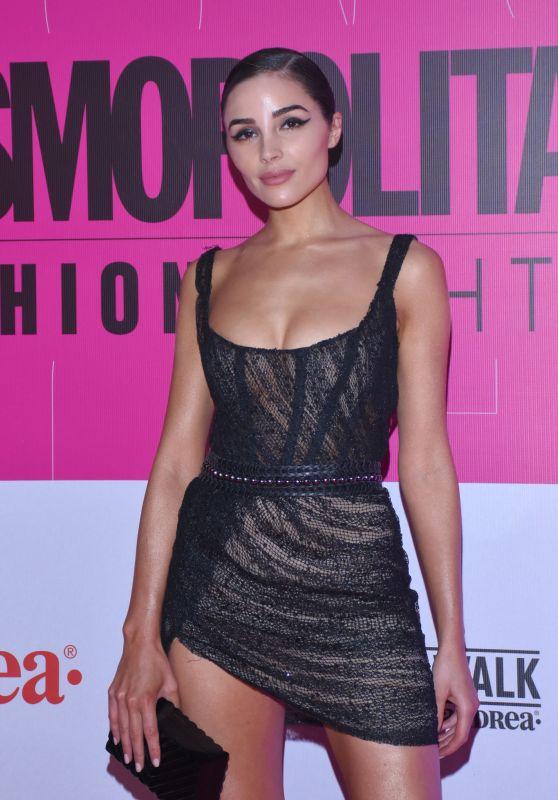 Olivia Culpo - Cosmopolitan Fashion Night Red Carpet in Mexico City 03/12/2019