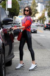 Olivia Culpo Street Style 03/09/2019