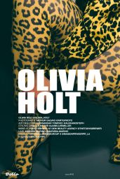 Olivia Holt - Bello Magazine March 2019