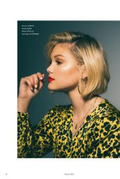 Olivia Holt - Bello Magazine March 2019