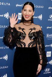 Olivia Munn – 2019 GLAAD Media Awards in Beverly Hills