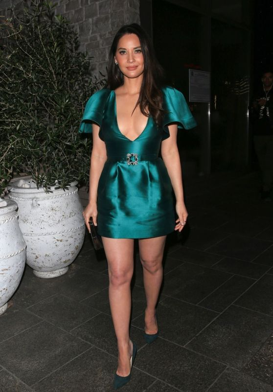 Olivia Munn - Hollywood Reporter Party in Beverly Hills 03/12/2019
