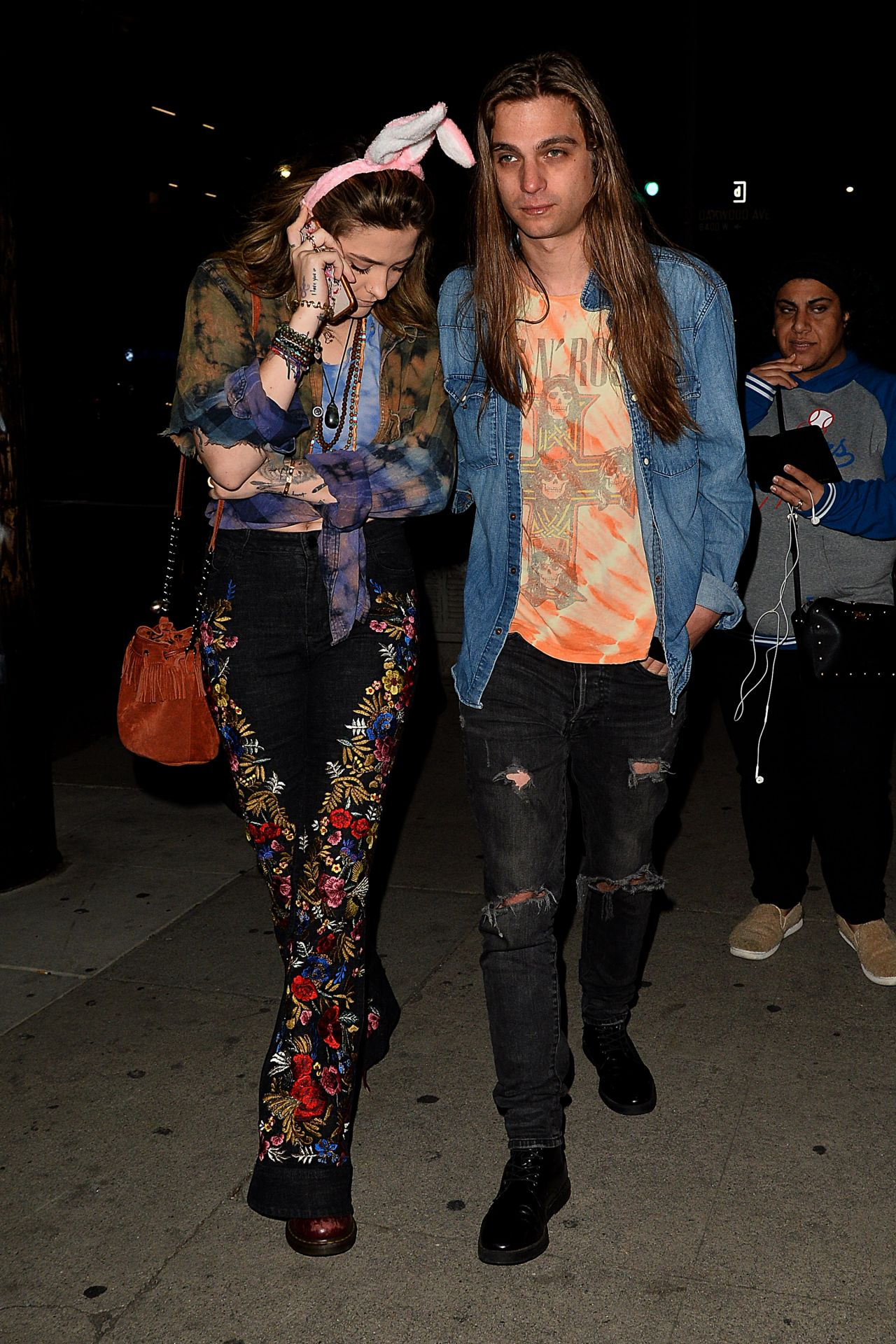 19 Stylish Fall Outfits Worth Copying: Paris Jackson Night Out Style 03/19/2019