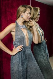 Petra Nemcova - Chopard Booth Baselworld in Basel, March 2019