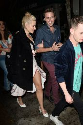 Pixie Lott at The Bayou in West Hollywood 02/27/2019