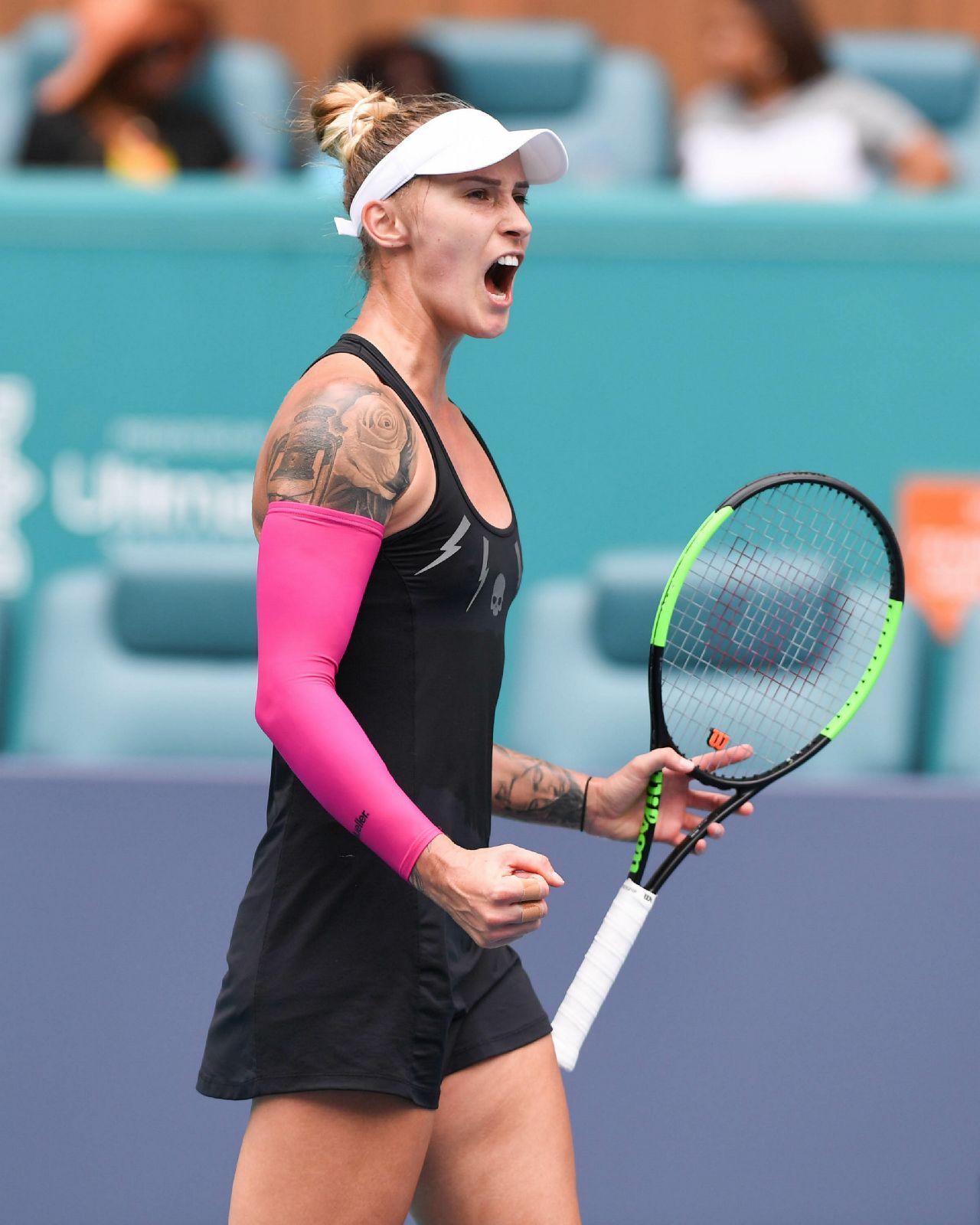 Polona Hercog – Miami Open Tennis Tournament 03/24/2019