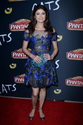 """Pooja Batra – """"Cats"""" Opening Night Performance in Hollywood"""