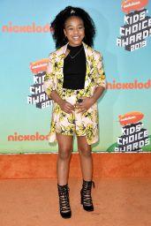 Priah Ferguson – Kids' Choice Awards 2019