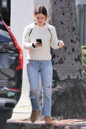 Rachel Bilson - Out in Los Feliz 03/07/2019