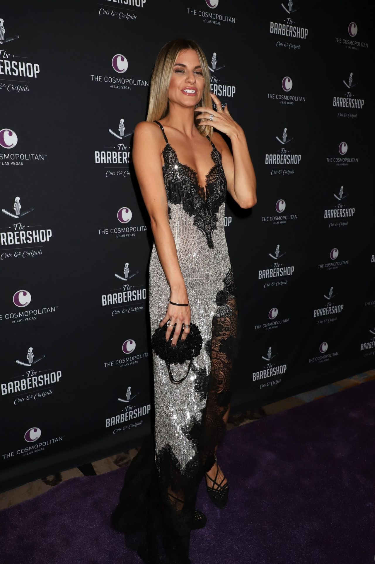 Rachel McCord - The Barbershop Cuts and Cocktails in Las