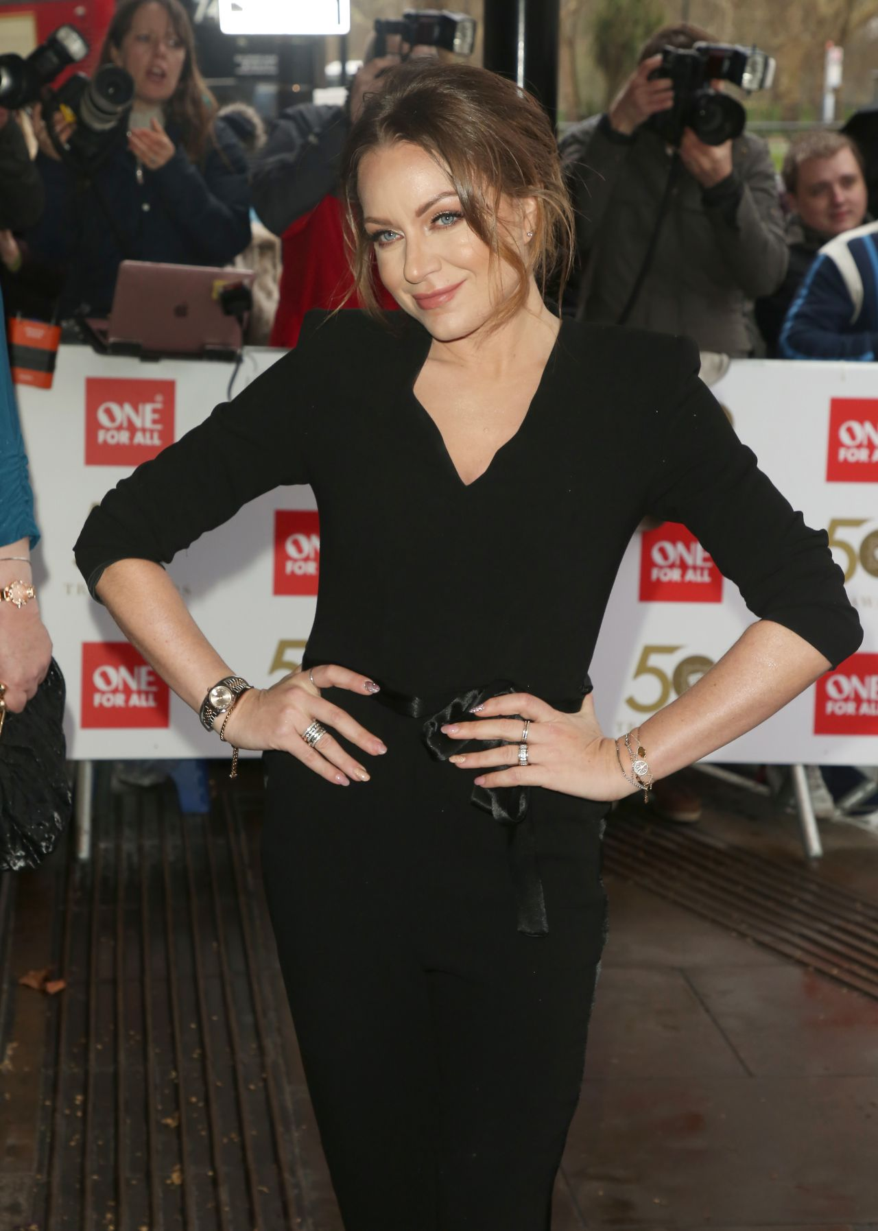 Rita Simons The Tric Awards 2019