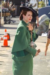"Sarah Paulson - ""Ratched"" Set 03/26/2019"