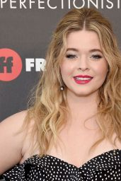 "Sasha Pieterse – ""Pretty Little Liars: The Perfectionists"" Premiere in Hollywood"