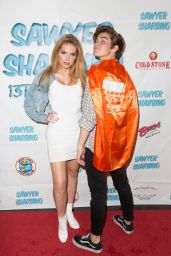 Saxon Sharbino - Sawyer Sharbino
