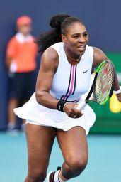 Serena Williams – Miami Open Tennis Tournament 03/22/2019