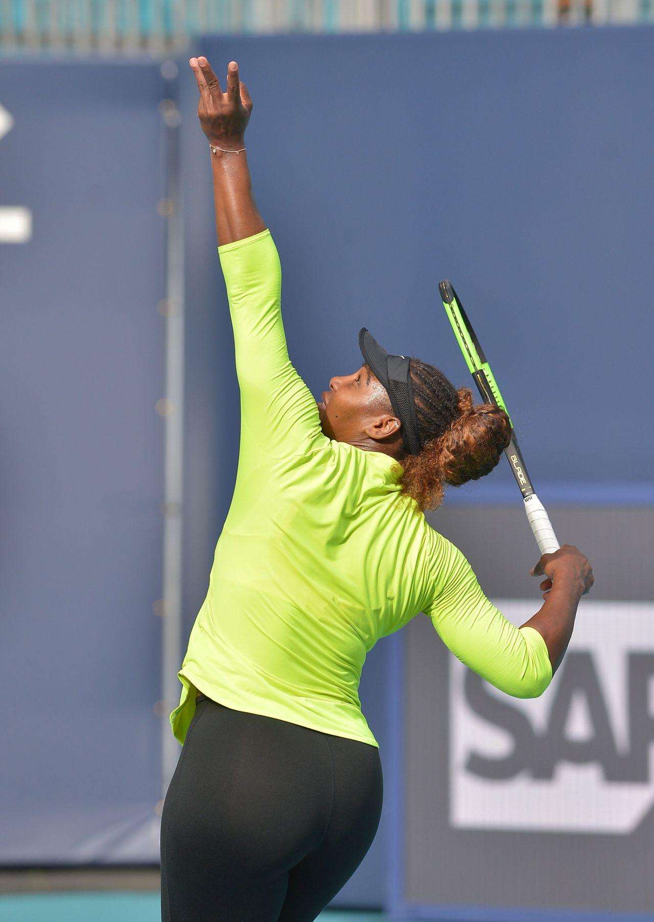 Venus And Serena Williams Tennis Serena Williams – Pr...