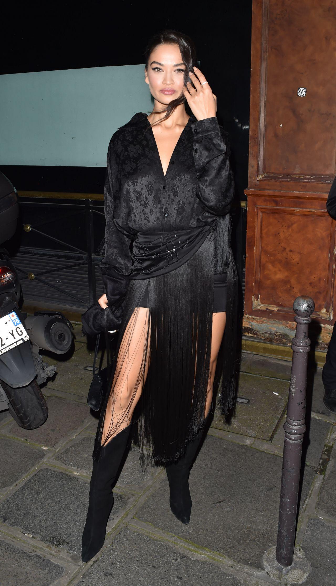 Shanina Shaik Cocktail Party At The Paris Fashion Week 03 03 2019