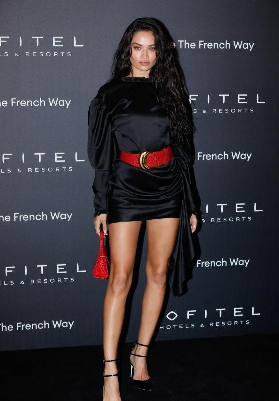 Shanina Shaik – La Nuit Party at Paris Fashion Week 02/28/2019