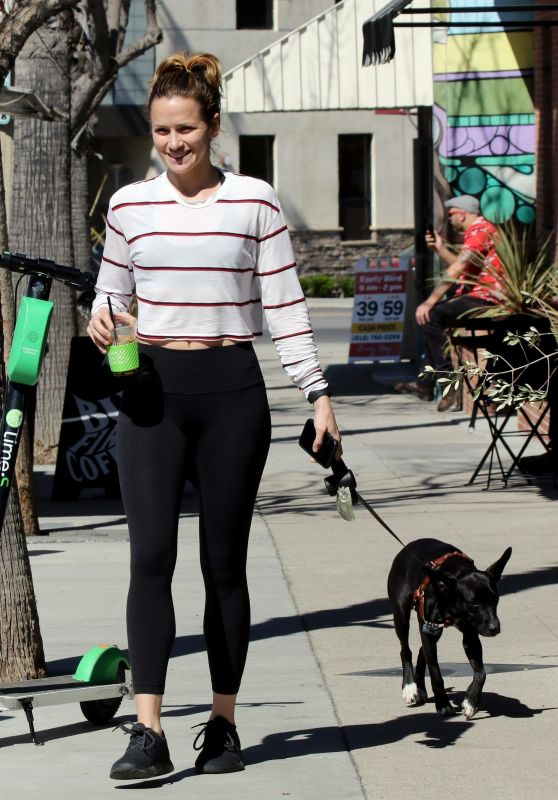 Shantel VanSanten - Out in Los Angeles 03/14/2019