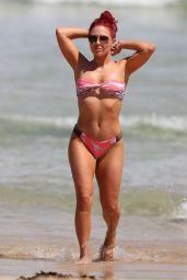 Sharna Burgess in Bikini 03/01/2019