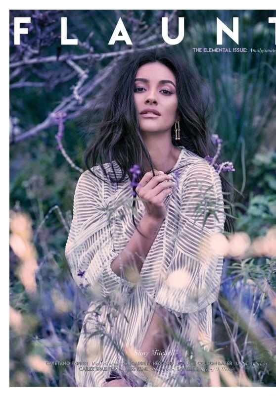 Shay Mitchell - Flaunt Magazine Issue 164 March 2019