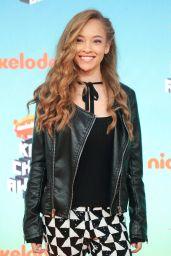 Shelby Simmons – Kids' Choice Awards 2019