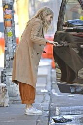 Sienna Miller - Out in New York City 03/14/2019
