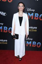 "Sky Katz – ""Dumbo"" World Premiere in Hollywood"