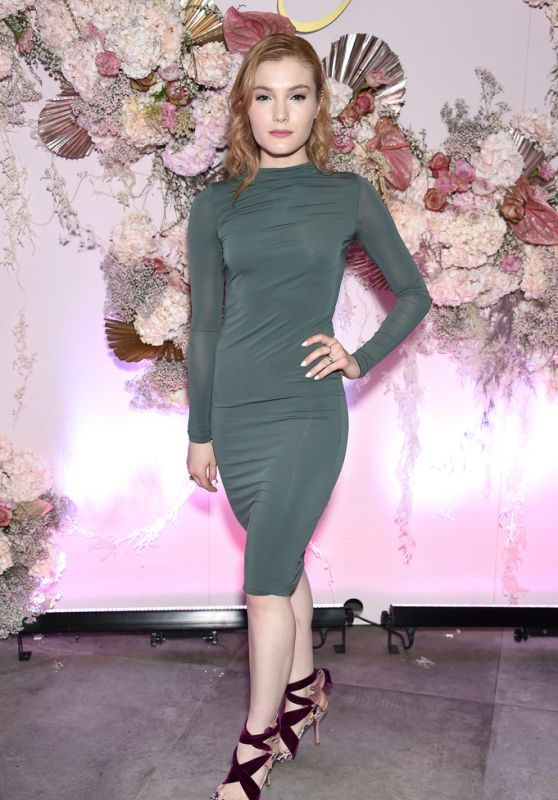 Skyler Samuels - Jamie Chung x 42Gold Event in Los Angeles 03/20/2019