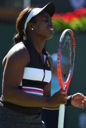 Sloane Stephens – Indian Wells Masters 03/08/2019