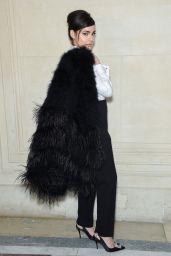 Sofia Carson - Elie Saab Fashion Show in Paris 03/02/2019