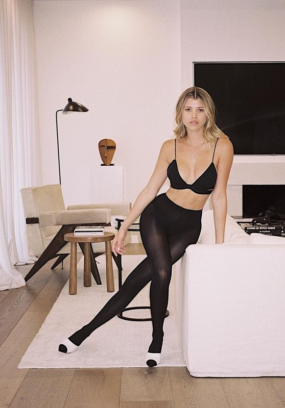 Sofia Richie - Photoshoot March 2019