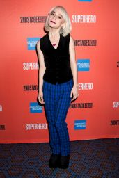 "Sophia Anne Caruso - ""Superhero"" Play Opening Night in New York"