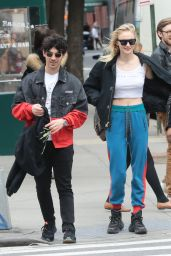 Sophie Turner and Joe Jonas – Out in NYC 03/15/2019