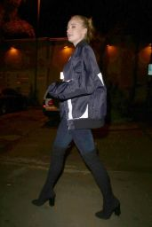 Sophie Turner Night Out 03/02/2019