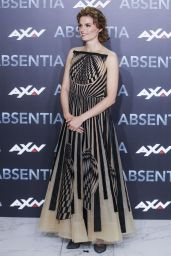 "Stana Katic - ""Absentia"" Season Two Premiere in Madrid"