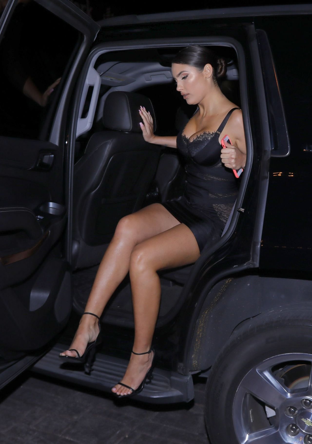 Tao Wickrath Night Out Style 03 18 2019