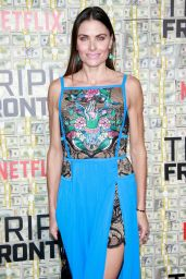 "Tara Westwood - ""Triple Frontier"" Premiere in New York"