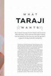 Taraji P. Henson - Marie Claire Magazine UK April 2019 Issue