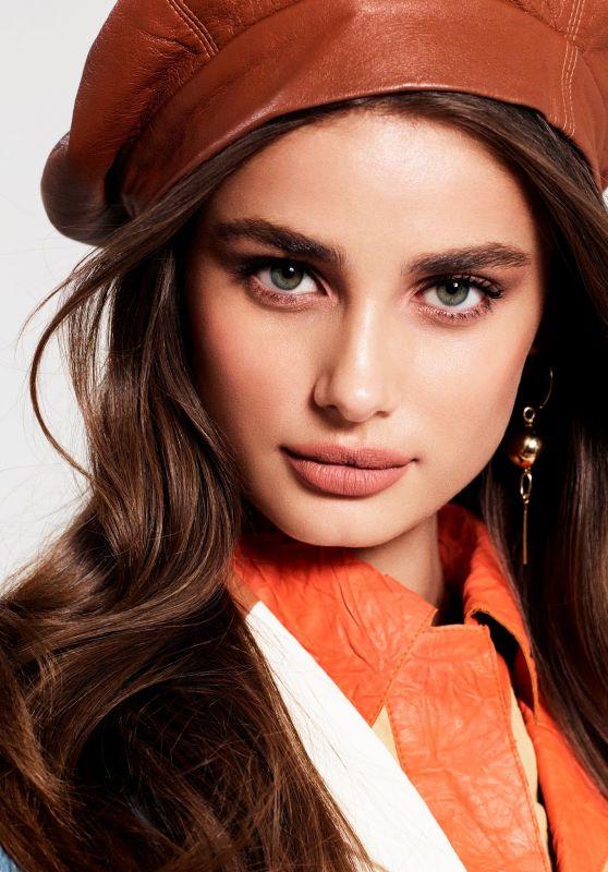 Taylor Hill - Vogue Magazine Mexico March 2019 Photos