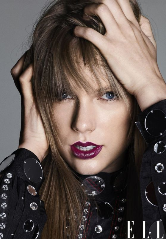 Taylor Swift - ELLE US April 2019