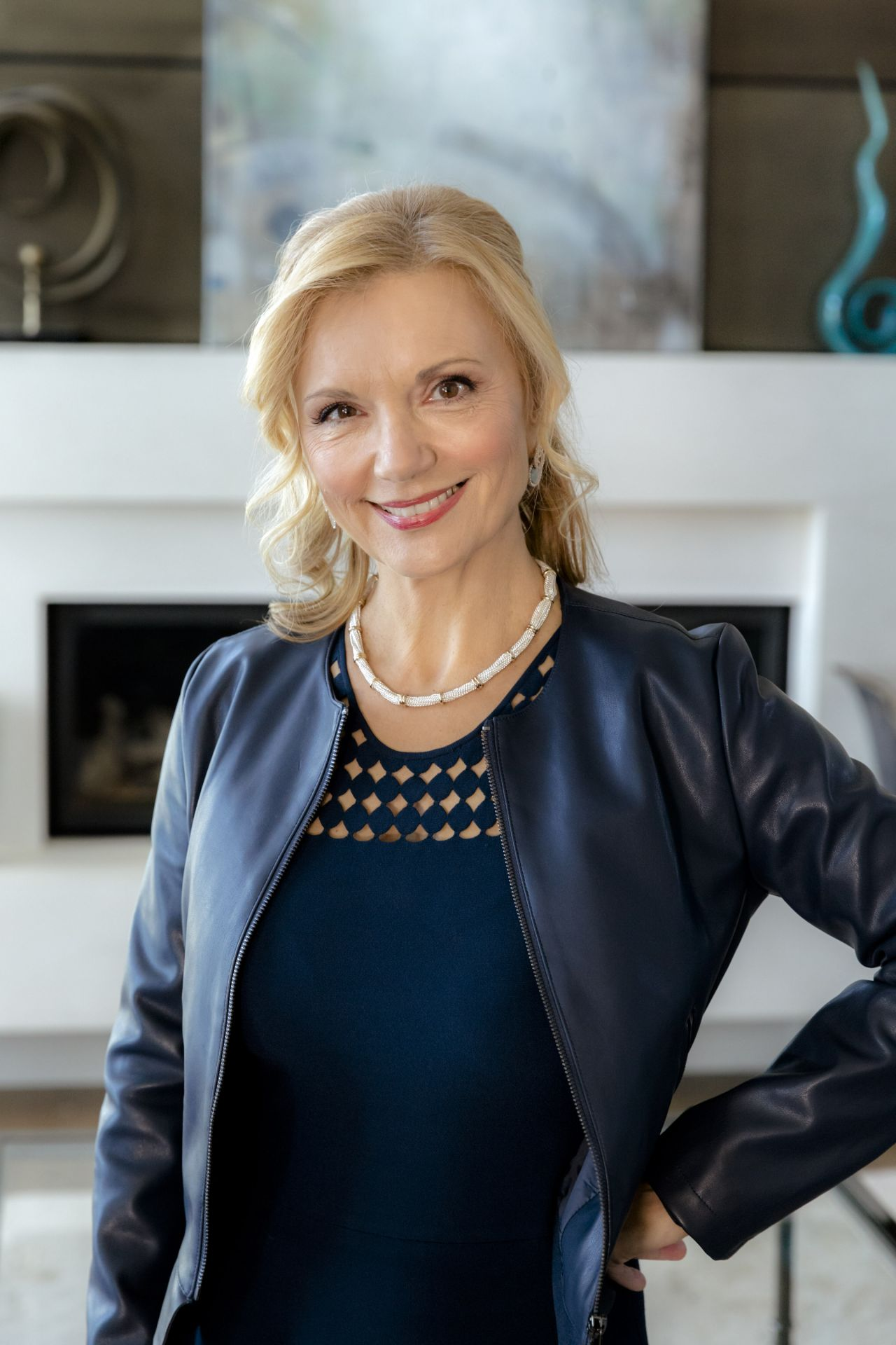 """Teryl Rothery - """"Morning Show Mysteries: A Murder in Mind"""