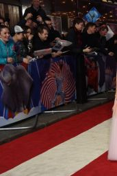 """Thandie Newton and Nico Parker – """"Dumbo"""" Film Premiere in London"""