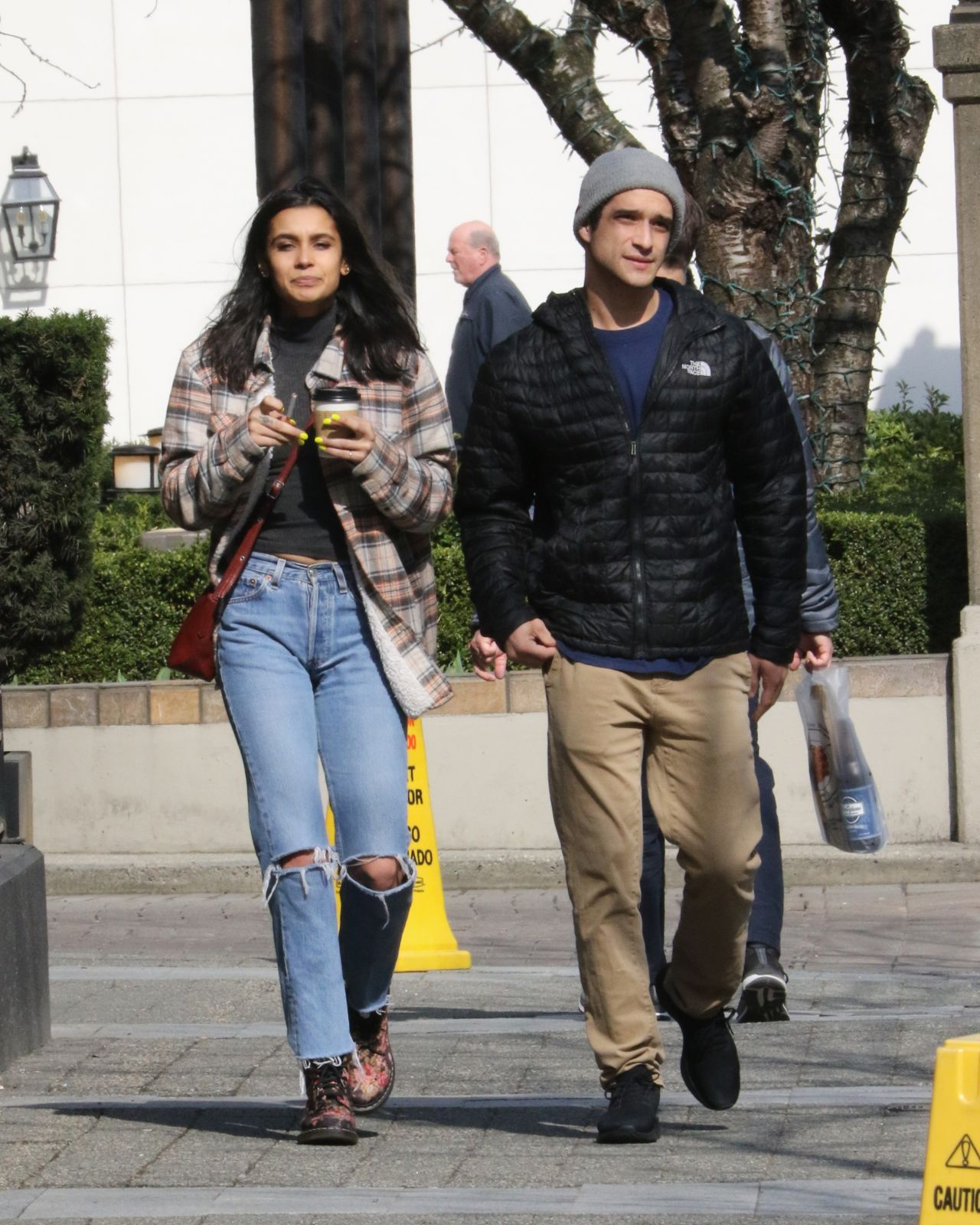 Tyler Posey - Out in Vancouver 03/23/2019  Tyler Posey - O...